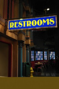 Restrooms in Las Vegas